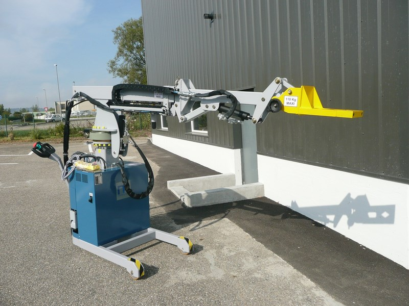 electric crane for industry