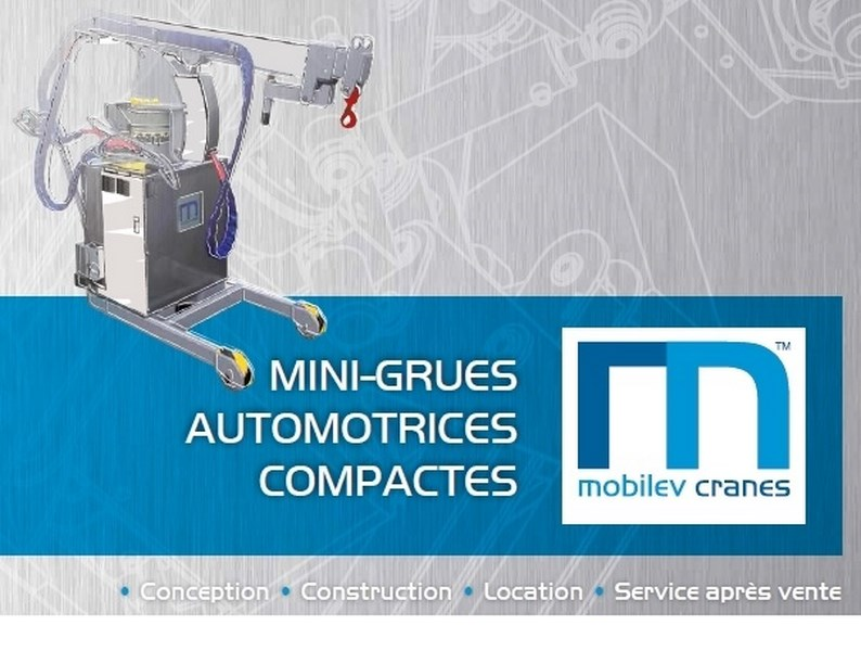 BROCHURE MINI GRUES A TELECHARGER